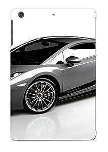 New Snap-on Letteredor Skin Case Cover Compatible With Ipad Mini/mini 2- Lamborghini Gallardo Superleggera Sport Car