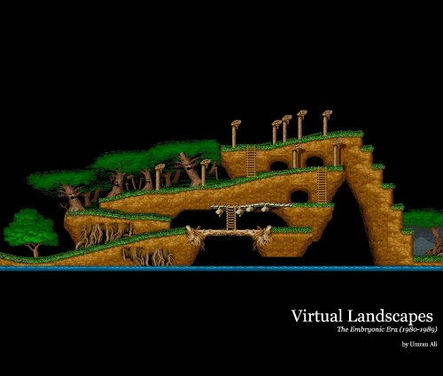 1985 Landscapes - Virtual Landscapes: The Embryonic Era (1980-1989)