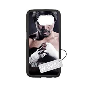 Manny Pacquiao Samsung Galaxy S6 Durable Case, Manny Pacquiao Custom Case for Samsung Galaxy S6 at WANNG