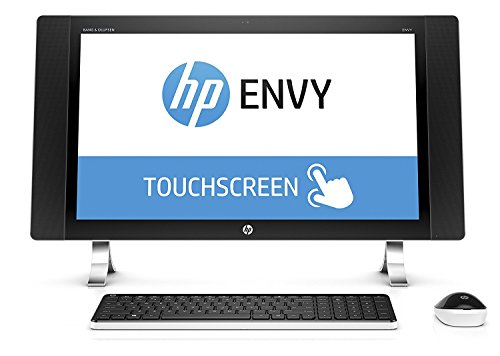 2017 Flagship HP ENVY 23.8'' Full HD IPS Touchscreen All-in-One Desktop - Intel Quad-Core i5-6400T 2.2GHz, 16GB DDR3, 1TB HDD, Bluetooth, WLAN, Webcam, HDMI, USB 3.0, Windows 10 (Certified Refurbished) by HP (Image #2)