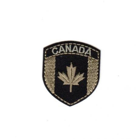 M /& C Ecusson Thermocollant Blason Canada