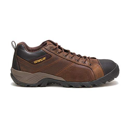 Caterpillar Men's Argon CT Construction Shoe Dark Brown 15 W US ()