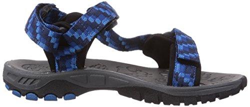 Jack Wolfskin Unisex-Kinder Kids Seven Seas Sport-& Outdoor Sandalen Blau (classic blue 1127)