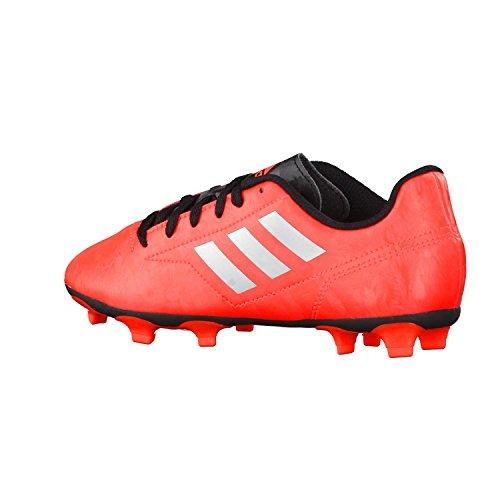 adidas , Chaussures de foot pour garçon ARANCIONE FLUO