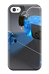 Andi Silverman Case Cover For Iphone 4/4s - Retailer Packaging Htc Protective Case