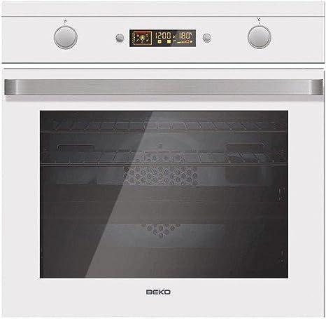 Beko OIM 24500 W - Horno (Horno eléctrico, 65 L, 65 L, Blanco ...