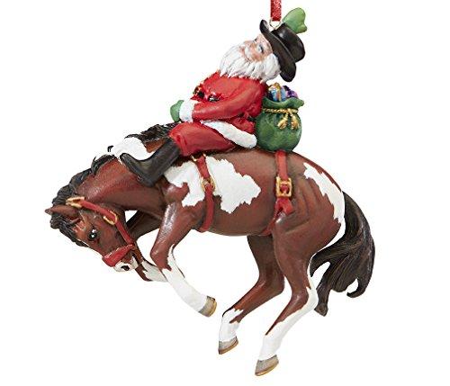 Breyer Santa's Wild Ride Ornament