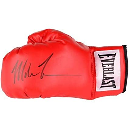 c3928f896cb Mike Tyson Autographed Signed Auto Everlast Boxing Glove JSA - Certified  Authentic at Amazon s Sports Collectibles Store