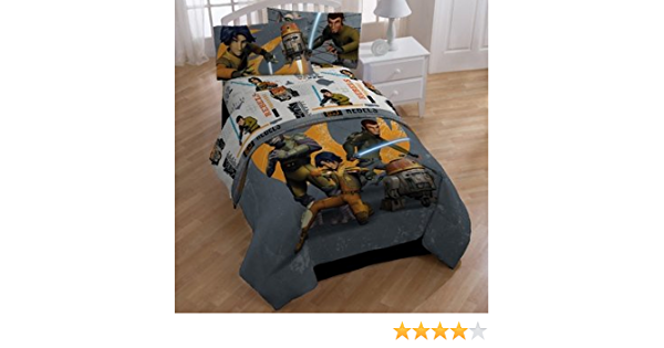 Star Wars Rebels Defeat Empire 64 x 86 Twin Reversible Comforter