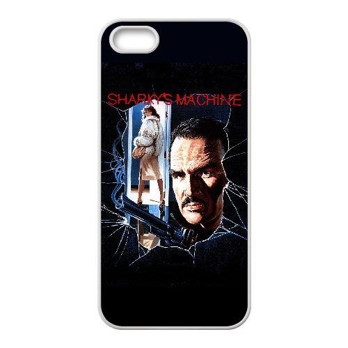 Machine à haute résolution affiche M2P5XR coque iPhone de M4T56 Sharky 4 4s cellule de cas de téléphone couvercle coque blanche RV4RYX5YP