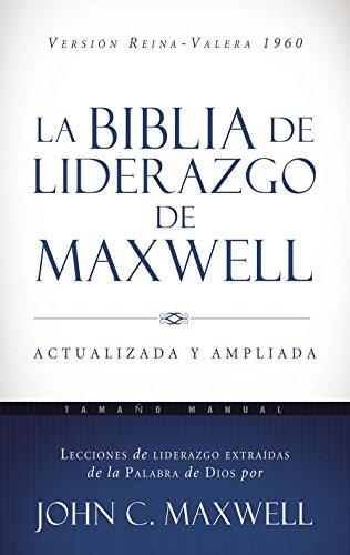 Diastatjargi La Biblia De Liderazgo De Maxwell Rvr60 Tamano Manual Libro John C Maxwell Epub