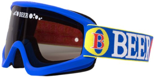 motocross goggles  Amazon.com: Beer Optics Cerveza MX Goggles (Cerveza): Automotive