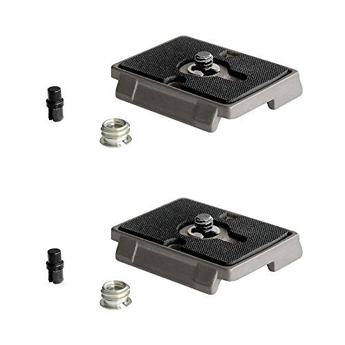 Manfrotto Quick Release Plate with Special Adapter (200PL