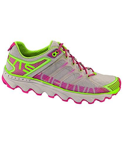 Zapatillas para trail running La Sportiva Helois verde/pink para mujer 2014 verde - verde