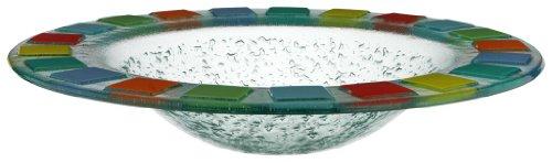 Villeroy & Boch Twist Alea Vitrum 15-Inch Fused Glass (Fused Glass Bowl)