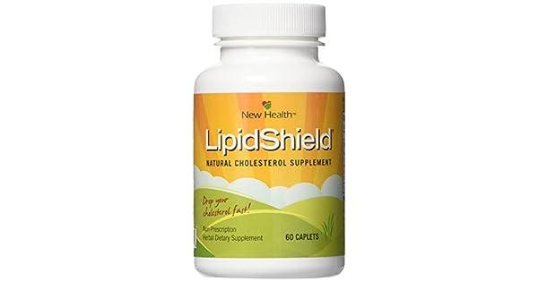 Amazon.com: lipidshield Plus reducir el colesterol de forma ...
