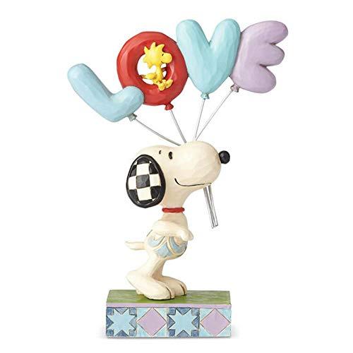 Snoopy Valentine Figurine