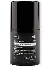 Jean & Len Hydro-gezichtscrème Men, het Triple-vochtconcept met glycerine, hyaluronzuur en zwart haverextract voorziet intensief van vocht, 50 ml, 1 stuk