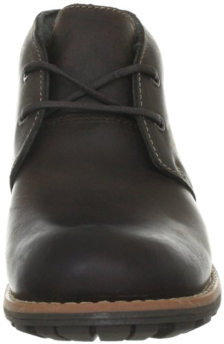 Clarks Midford Edge, Boots homme Marron (Brown Wlined Lea)