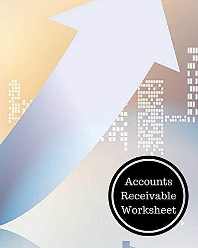 accounts receivable worksheet account receivables book insignia