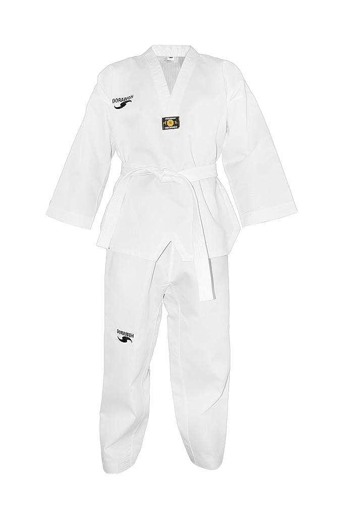 Dorawon Club - Dobok Uniforme Taekwondo para niño