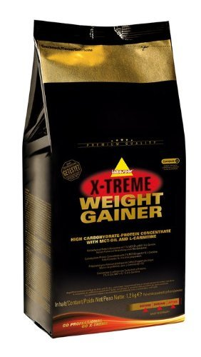 INKO X-TREME WEIGHT GAINER Vanille 1200g