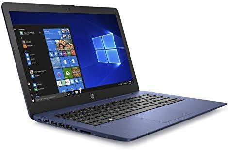 HP Stream 14inch HD(1366x768) Display, Intel Celeron N4000 Dual-Core Processor, 4GB RAM, 32GB eMMC, HDMI, WiFi, Webcam, Bluetooth, Win10 S, Royal Blue, 14-cb161wm (Renewed) WeeklyReviewer