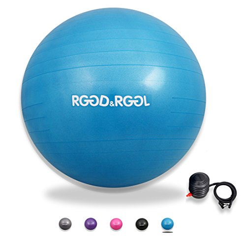 Highest Rated Exercise Balls & Accessories