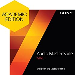 Sony Audio Master Suite Mac - Academic [Download]