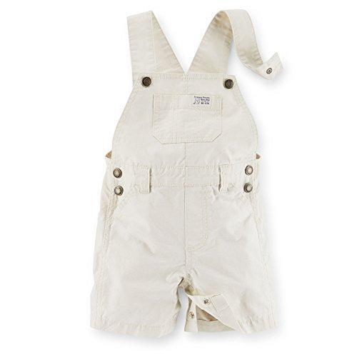 (Carter's Baby Boy's Mini Blue's Short Overalls Ivy (6 Months))