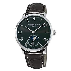Frederique Constant Geneve Slimline Moonphase Manufacture FC-705GR4S6 Reloj Automático para Hombres 1