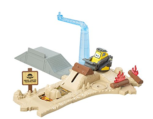 Disney Planes: Fire & Rescue Smoke Jumpers Training Base Playset (Smoke Jumper Die Cast compare prices)