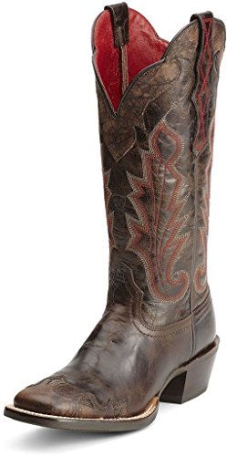 Ariat Women's Cabellera Antique Espresso Boot 6.5 B - Medium