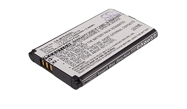 VINTRONS Replacement Battery For WACOM CTH-470, CTH-470S