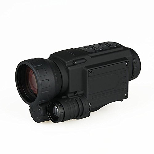 Canis Latran 4.5x40 for 200Meter Monocular Night Vision Digital Camera Video by Canis Latran