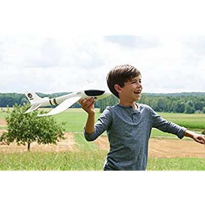 HABA Terra Kids Hand Glider - Outstanding Aerodynamics - Easy to Assemble, 19