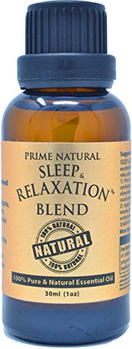 Sleep Relaxation Essential Oil