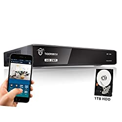 Image of the product TIGERSECU Super HD 1080P that is listed on the catalogue brand of TIGERSECU.