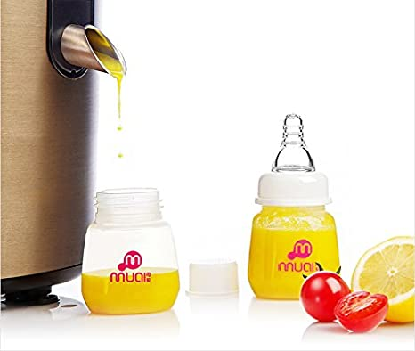 Amazon.com: mumlove Natural jugo de fruta botella de leche ...