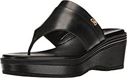 Cole Haan Women's Cecily Grand Thong Downtown Silver Leather/Sleet/Optic White/Downtown Silver Sandal