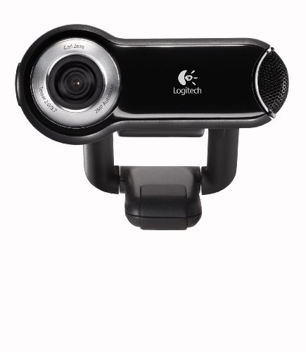 Logitech Pro 9000 Webcam with 2-Megapixel Optical Resolution and Built in Noise Cancellation Microphone for Business by Logitech (Image #4)