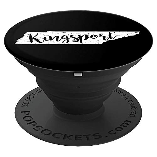 Kingsport Tennessee Native Pride Home State Phone Grip Gift - PopSockets Grip and Stand for Phones and Tablets -