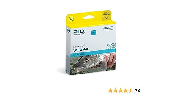 Rio Mainstream Trout Fly Ligne WF8F citron vert livraison gratuite 6-20745