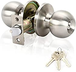related image of Door Knob with Lock and Key,Interior