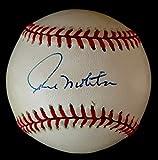 Paul Molitor Milwaukee Brewers Blue Jays Autographed Autographed Signed Baseball Coa Beckett