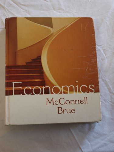 Economics Textbook (Economics Textbook, Hardcover, 17th edition, 808 Pages))