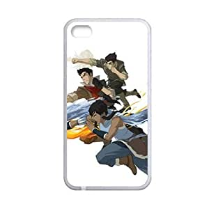 Generic Cute Back Phone Case For Girly Printing The Legend Of Korra For Apple Iphone 4 4S Choose Design 5