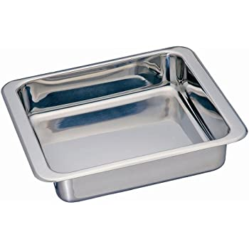 Norpro  Stainless Steel  Square Cake Pan Baking