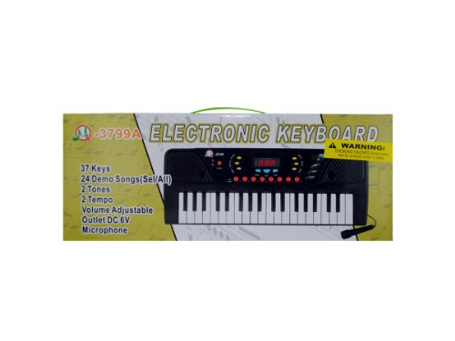 Kole Imports Electronic Keyboard with Microphone by Kole Imports