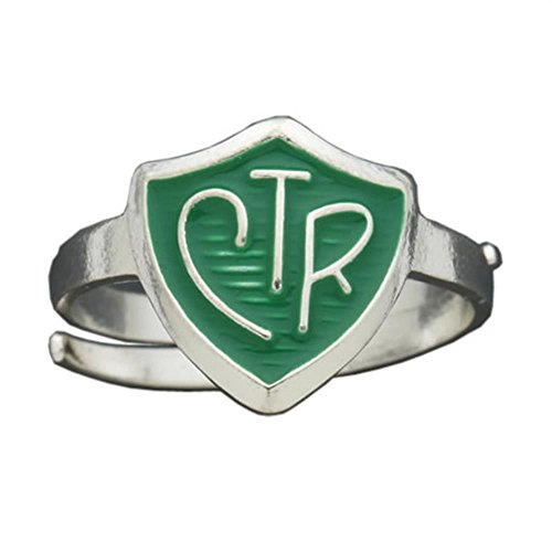 Price comparison product image LDS Childrens Adjustable CTR Choose the Right Ring for Kids